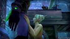 Stealthed Rogue Blowjob Adult Animation