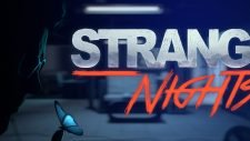 Strange Nights 18+ Adult game cover