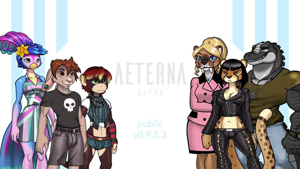 Aeterna Adult Game Cover