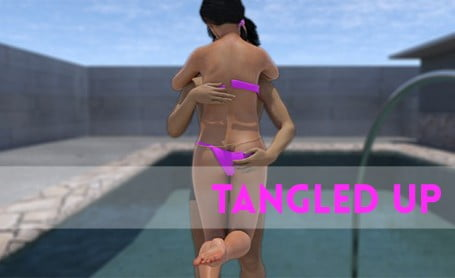 Tangled Up Adult Game Cover