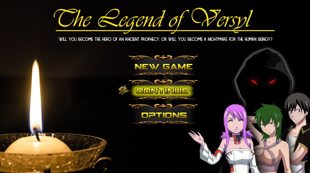 The Legend Of Versyl RELOADED Adult Game Cover