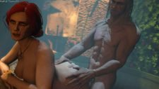 Triss Doggystyle Bathtub Fuck Adult Animation