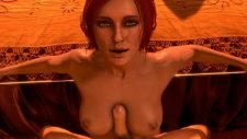 Triss Merigold Titty Fuck Adult Animation