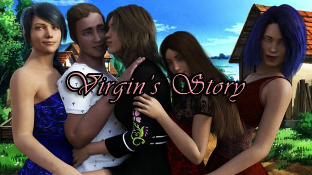 Virgin's Story Adult Game Cover