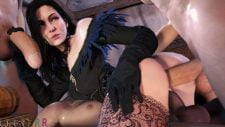 Yennefer Gangbang Adult Animation