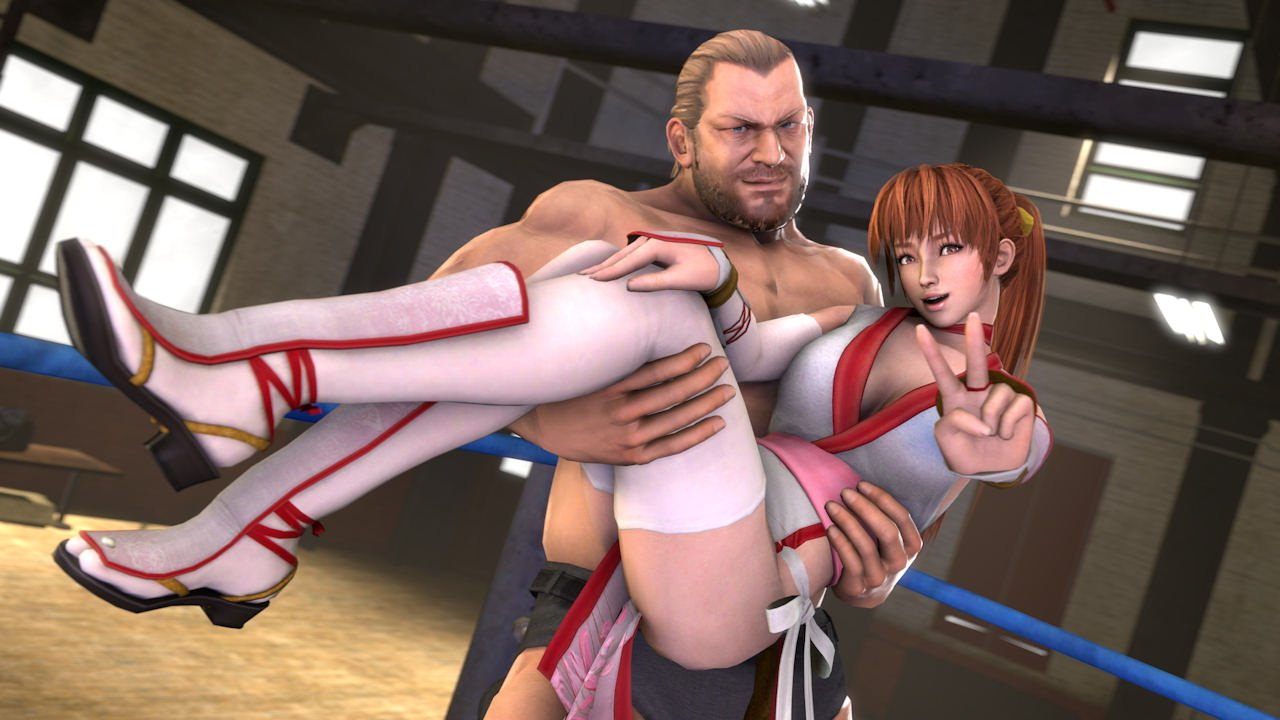Bass Armstrong Ring Fuck with Kasumi