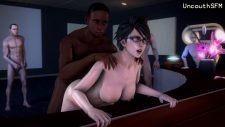 Bayonetta Doggystyle Creampie Adult Animation