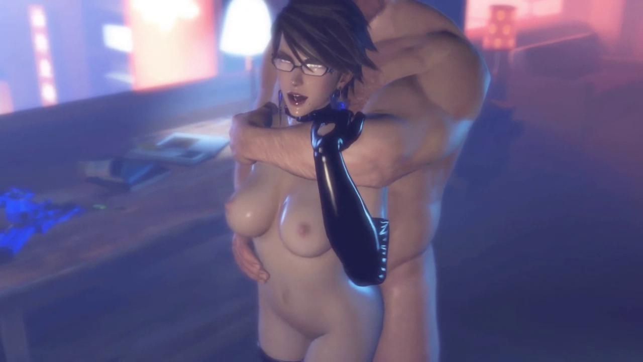 Bayonetta Fucked from Behind