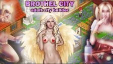 Brothel City 18+ Adult game cover