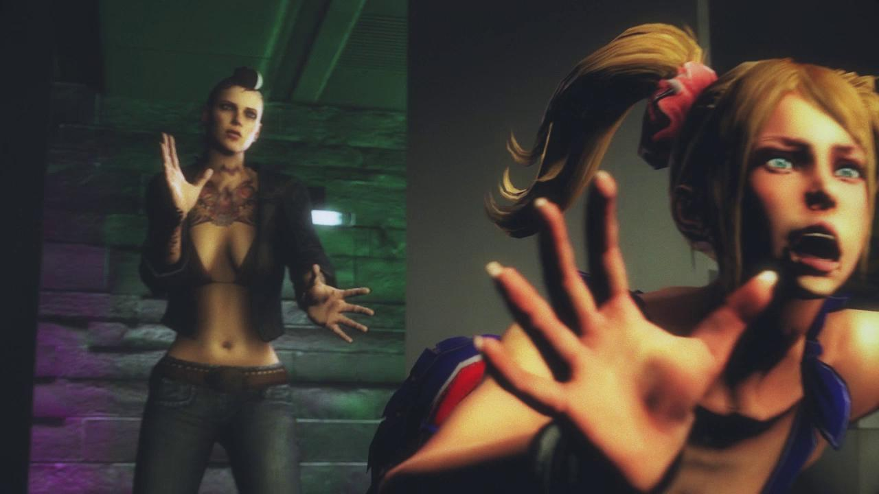Cara Lille Fucks Juliet Starling