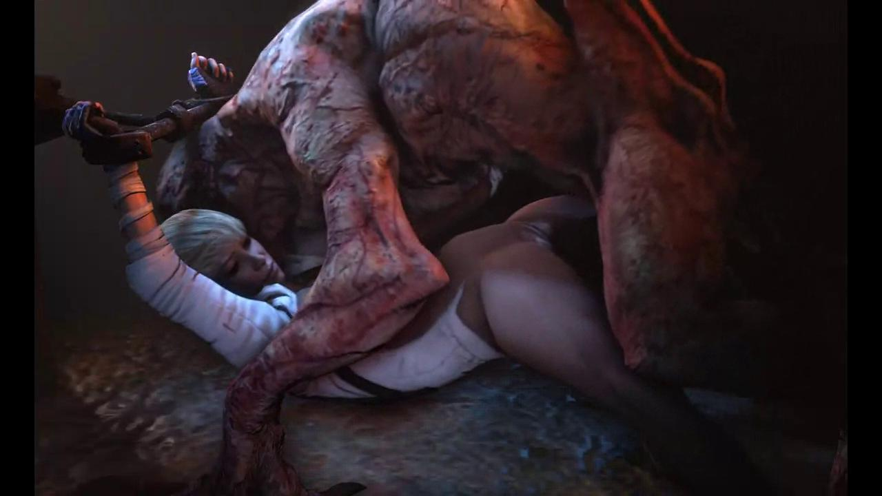 Cassie Cage Monster Fuck