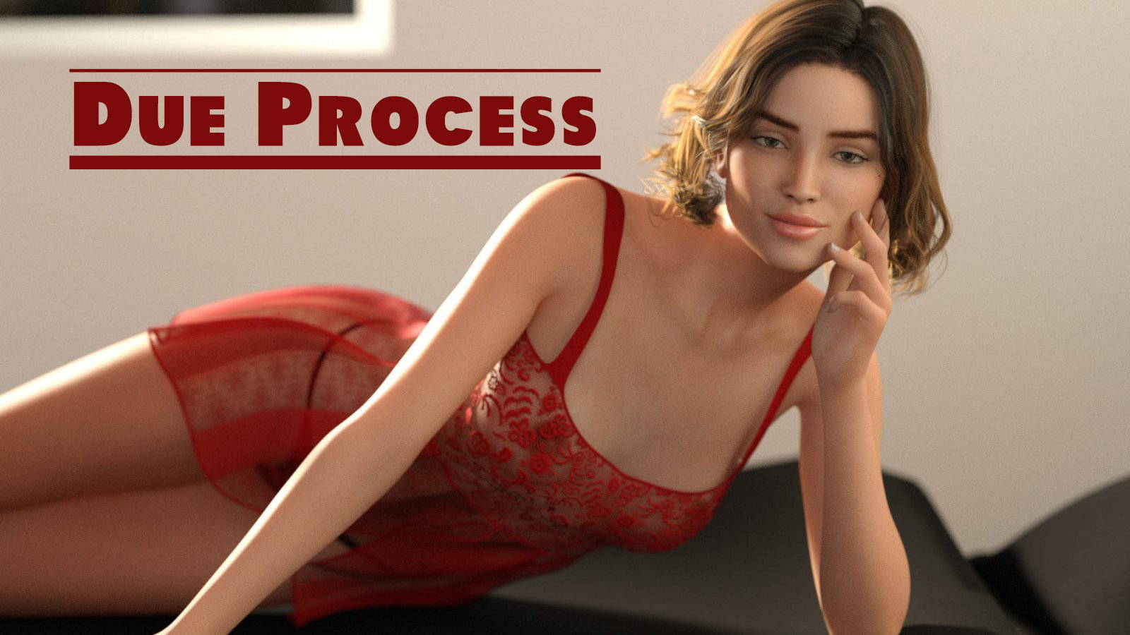 Due Process Adult Game Cover