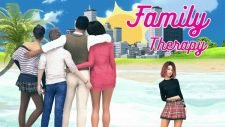 Family Therapy Remastered 18+ Adult game cover