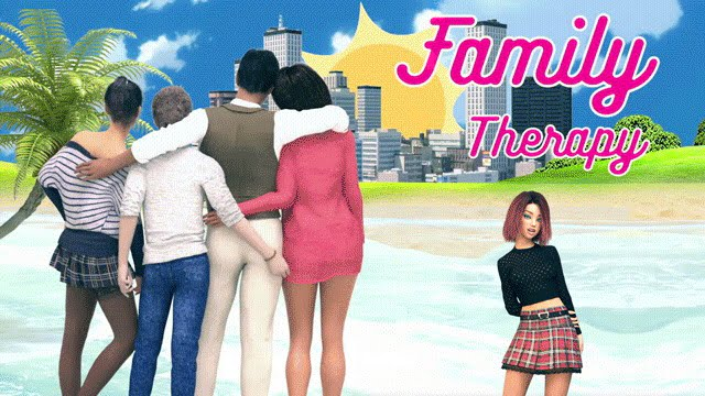 Family Therapy Remastered Adult Game Cover