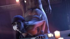 Jill Valentine Doggystyle Fuck Adult Animation