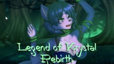 Legend of Krystal: Rebirth 18+ Adult game cover