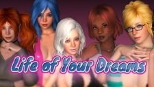 Life of Your Dreams 18+ Adult game cover