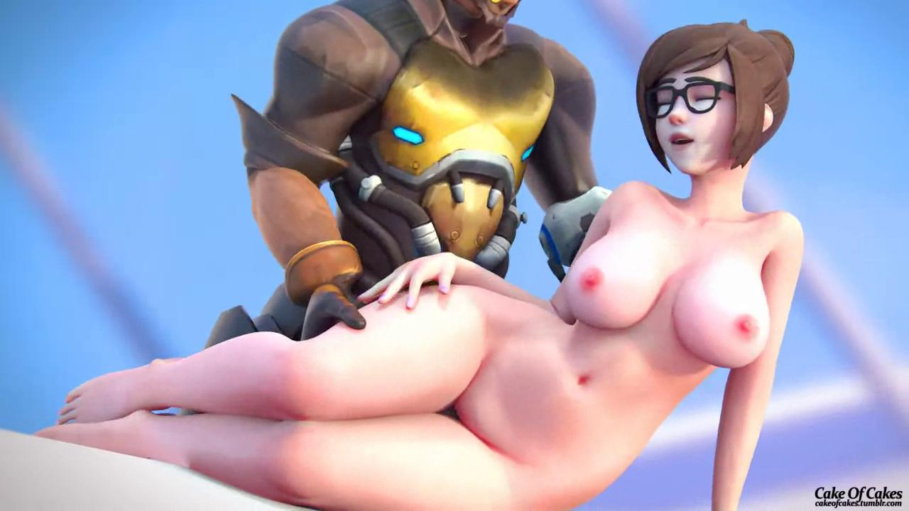 McCree Fucks Mei