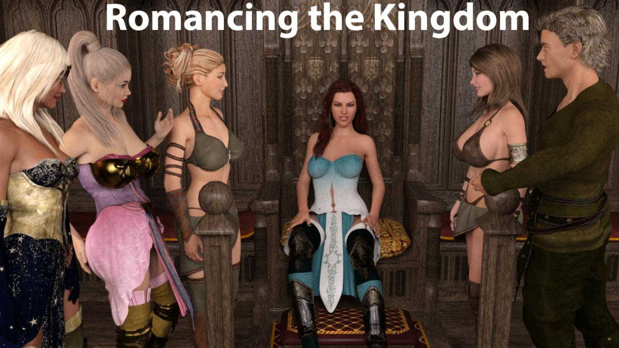 Romancing the Kingdom Adult Game Cover
