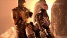 Scorpion Fucks Sindel Adult Animation
