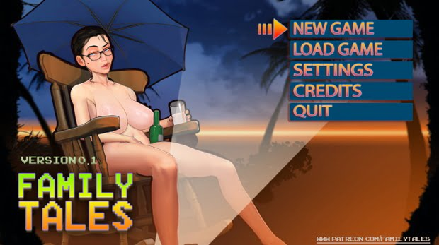 Taffy Tales Adult Game Cover