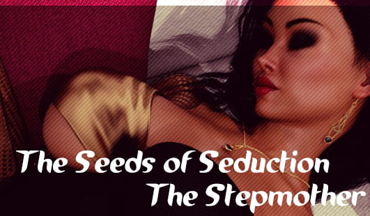The Seeds of Seduction: The Stepmother Adult Game Cover