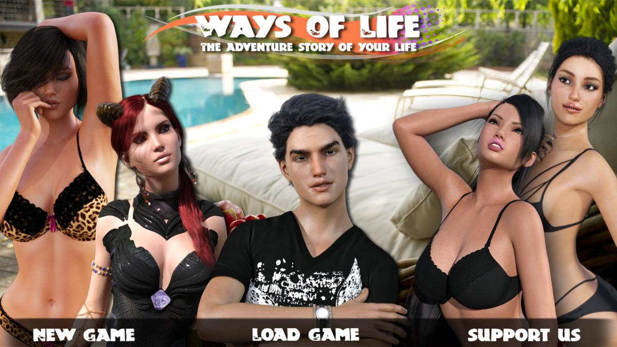 Ways of Life Adult Game Cover