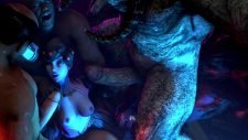 Widowmaker Orgy Adult Animation