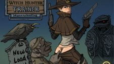 Witch Hunter Trainer 18+ Adult game cover