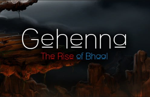Gehenna: The Rise of Bhaal Adult Game Cover