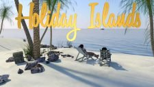 Holiday Islands 18+ Adult game cover
