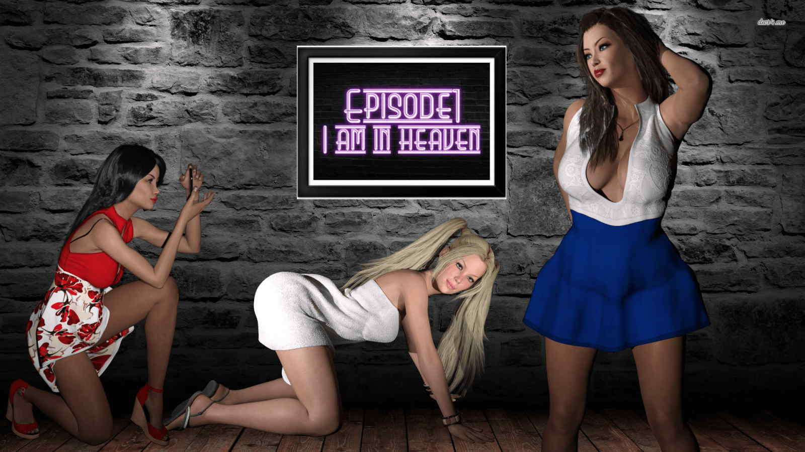 I am in heaven Adult Game Cover