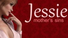 Jessie: Mother's sins 18+ Adult game cover