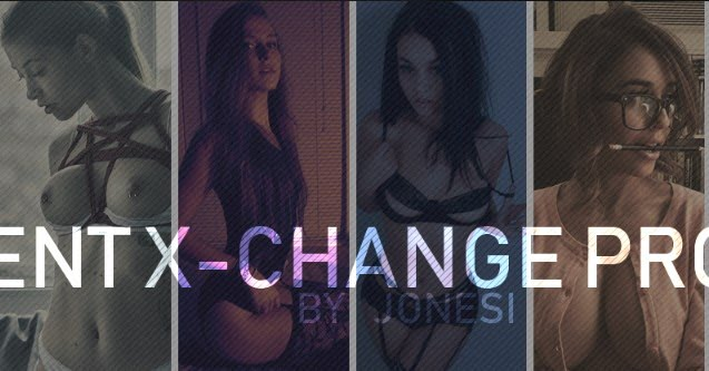 Student X-Change Program Adult Game Cover