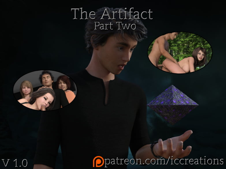 The Artifact: Part Two Adult Game Cover