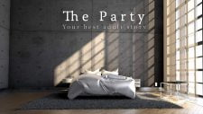 The Party 18+ Adult game cover