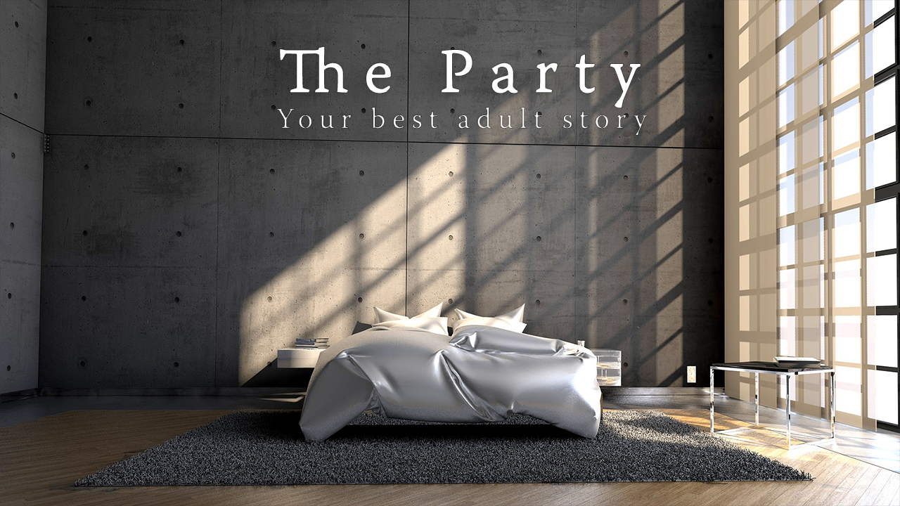 The Party Adult Game Cover