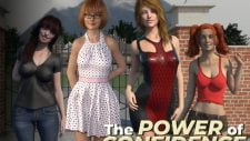 The Power of Confidence 18+ Adult game cover