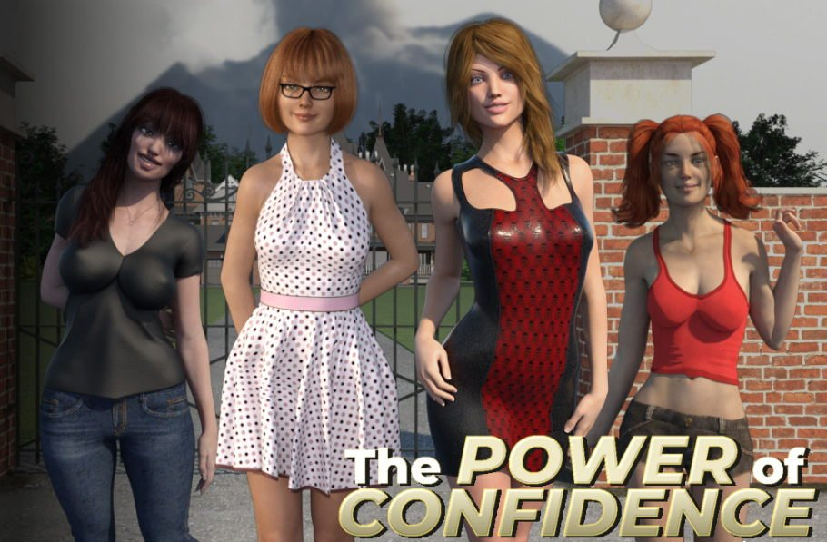 The Power of Confidence Adult Game Cover