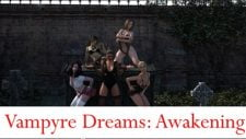 Vampyre Dreams: Awakening 18+ Adult game cover