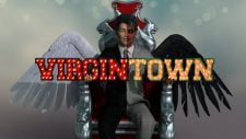 Virgin Town 18+ Adult game cover