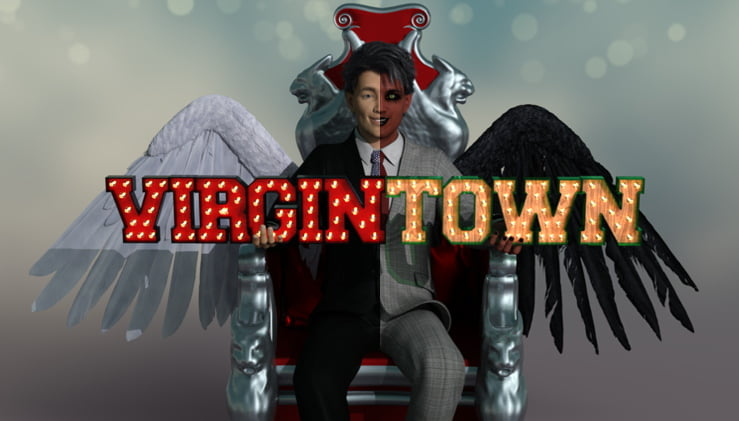 Virgin Town Adult Game Cover