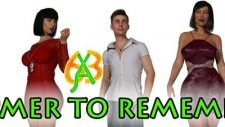 A Summer to Remember 18+ Adult game cover