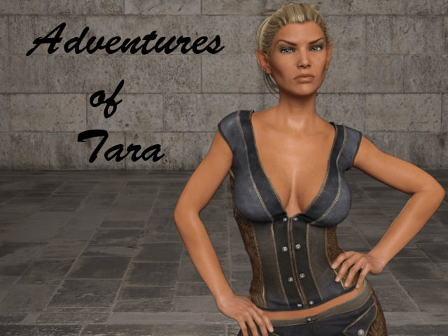 Adventures Of Tara Adult Game Cover