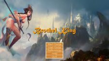 Brothel King 18+ Adult game cover