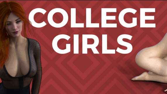 College Girls Adult Game Cover