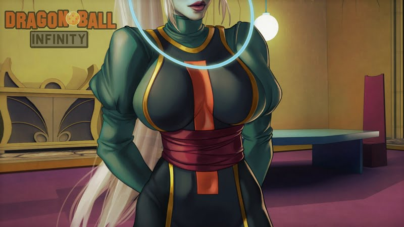 Dragon Ball Infinity Adult Game Cover