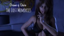 Dreams of Desire: The Lost Memories 18+ Adult game cover