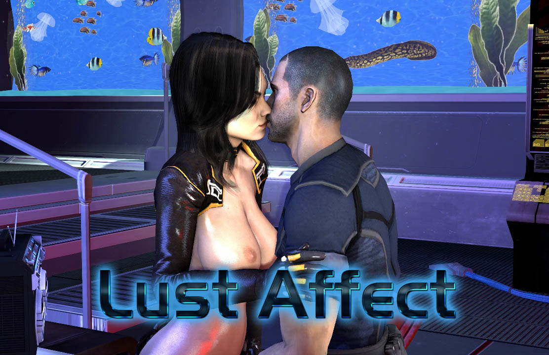 Lust Affect Adult Game Cover