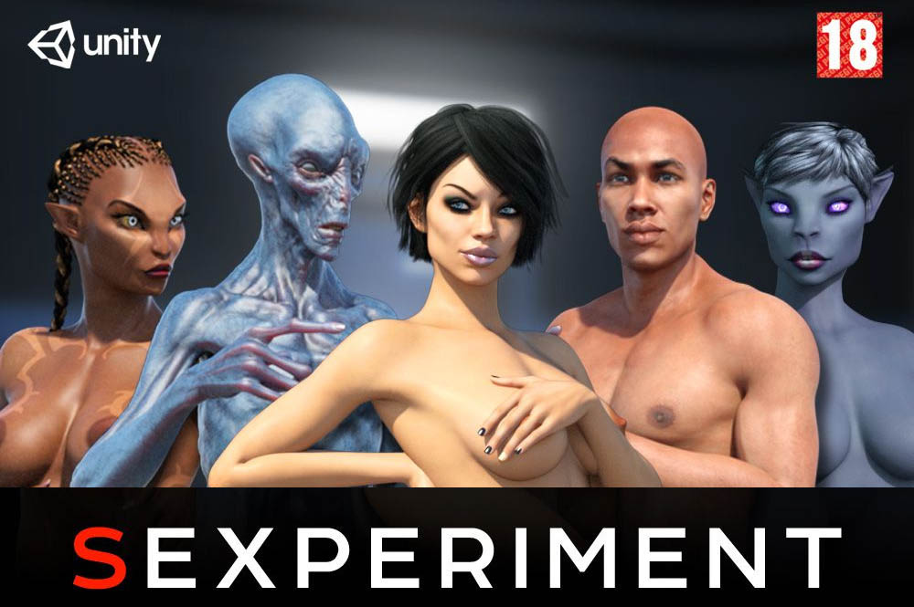 Sexperiment Adult Game Cover